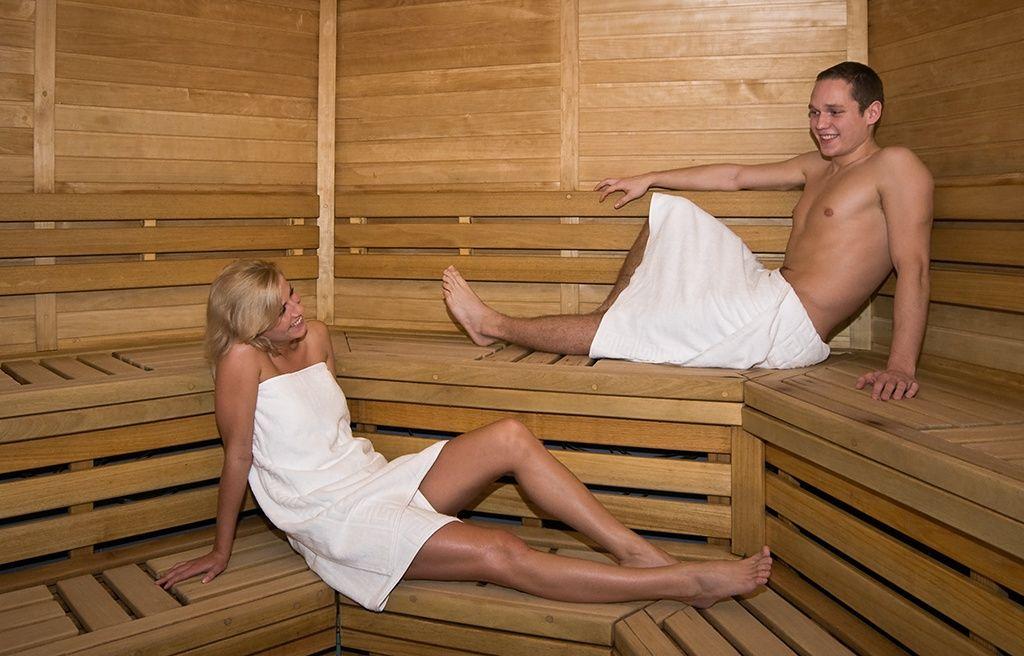 Sauna annex - Aquapark in Krakow