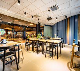 Sala VIP - Restauracja Rodzinna Siesta W Krakowie
